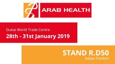 Arab Health 2019 EME physio